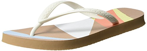 Multicolore Reef tan Escape Tongs Femme Geo 661Cfwqt