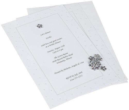 Ruler Stamp (Wilton 12-Pack Darling Dots Invitation)