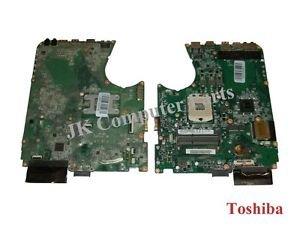 (A000080670 Toshiba Satellite L755 Intel Laptop Motherboard s989)