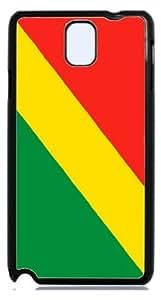 HeartCase Hard Case for Galaxy Note 3 III N9000(Congo flag )