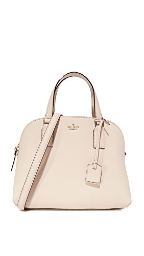 Kate Spade New York Women's Cameron Street Maise Satchel, Tusk, One Size by Kate Spade New York