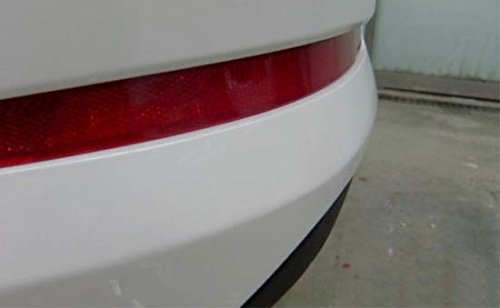 iJDMTOY Brilliant Red 40-SMD LED Bumper Reflector Lights for 11-13 Kia Optima K5, Function as Tail & Brake Lamps by iJDMTOY (Image #6)