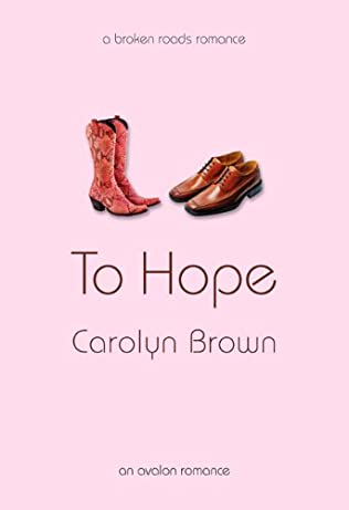 book cover of To Hope
