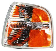(TYC 18-5706-01 Ford Explorer Front Driver Side Replacement Parking/Signal Lamp Assembly )