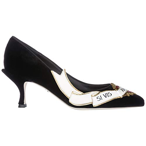 Dolce & Gabbana Women Lori Pumps Nero 7 US