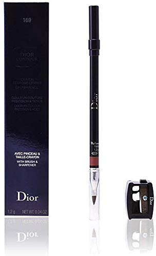Christian Dior Contour Lip Liner Pencil Grege for Women, 0.04 Ounce