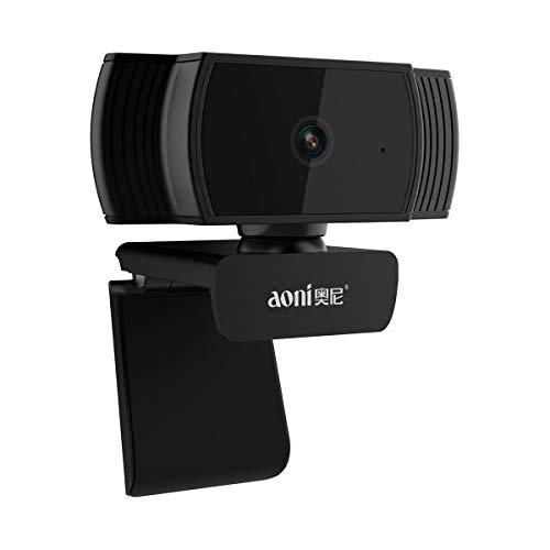 Aoni A20 Full HD Webcam with Auto Focus