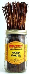 Earth Incense Sticks - Good Earth - 100 Wildberry Incense Sticks