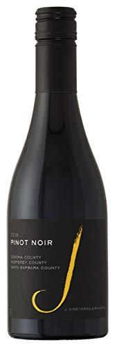 - J Vineyards Pinot Noir, 375 ml