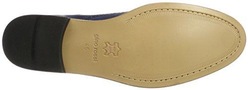 GINO ROSSI MPA706, Zapatos Derby Hombre, Azul Oscuro, EU 45