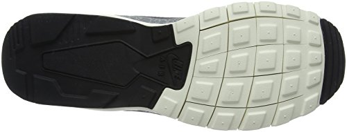 Nike Herren Air Max Motie Racer Sneaker Grau (koel Grijs / Zwart-wolf Grijs-matroos)