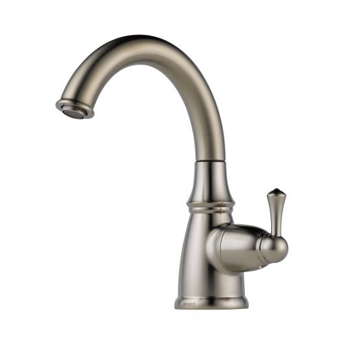 - Brizo 61310LF-SS Traditional Beverage Faucet From The Talo Collection, Stainless Steel