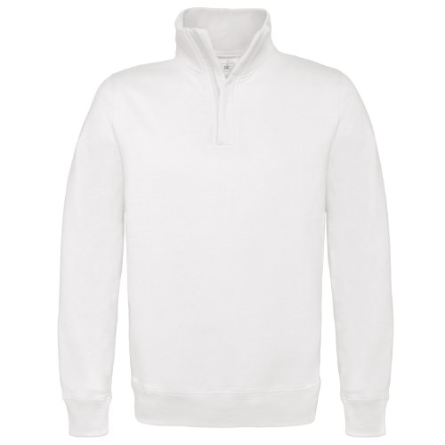 B&C ID.004 - Sweatshirt - Homme (XL) (Rouge)