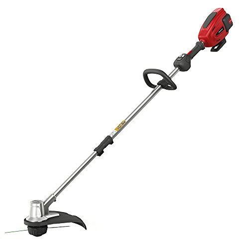 Cheap Jonsered CC16i, 16 in. 58-Volt Cordless Straight Shaft String Trimmer (Battery Included)