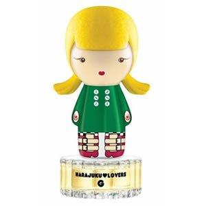Gwen Stefani Harajuku Lovers Wicked Style G By Gwen Stefani For Women Eau De Toilette Spray 1 oz