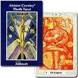 【20世紀最大の魔術師アレイスター・クロウリー】トートタロット ポケットサイズ ブルーボックス<AGM>