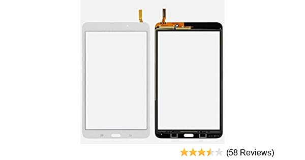 """WHITE Touch Screen Digitizer For Samsung Galaxy Tab 4 8/"""" SM T337A T330 T337V"""