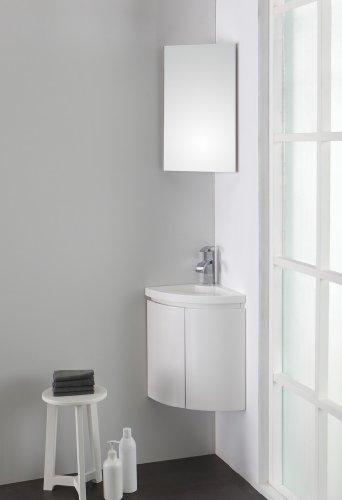 badezimmer eckschrank mit spiegel | badezimmer blog - Eckschrank Für Badezimmer
