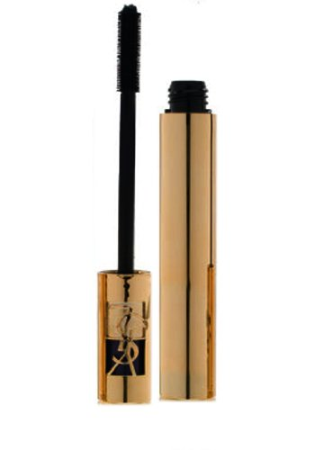 852ca9f1f39 Amazon.com : Yves Saint Laurent Yves Saint Laurent Everlong Lengthening  Mascara - #1 Ever Black, .3 fl oz : Beauty
