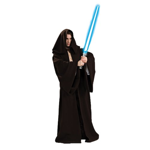 Jedi Robe Super Deluxe Men's Costume
