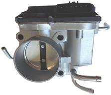 (Well Auto Throttle Body-4 Tube 03-06 Toyota Camry 2.4L California only)