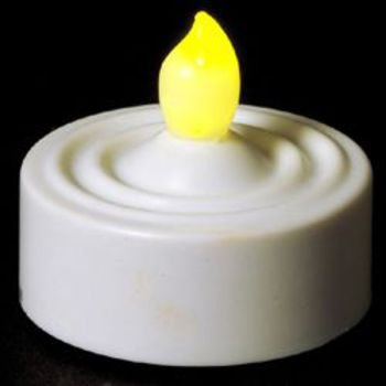 Battery Operated Flicker LED Tea-Lite Candle Case Pack 288