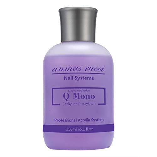 [Ships From CA, USA] anmas rucci 150ml /5.1fl.oz Liquid Monomer Professional Acrylic Nail System (150ml, 1 bottle) in USA