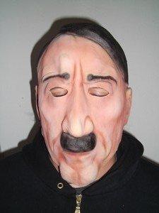 De Adolf Hitler máscara para carnavales/Halloween Carnaval: Amazon.es: Hogar