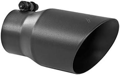MBRP T5122BLK Black 8 Universal Exhaust Tip