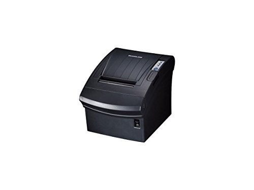 Bixolon Srp 350 Thermal Printer (Bixolon SRP-350PLUSIIICOSG Thermal PRINTER with Power Supply and USB Cable, Serial/USB/Ethernet, black)