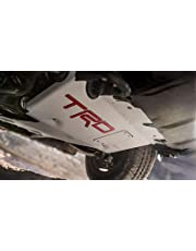 TOYOTA Genuine New Tundra TRD PRO Front Skid Plate W/Red TRD Inlay PTR60-34190