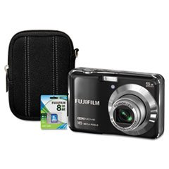 FUJ600012709 - Fuji FinePix AX650 Digital Camera Bundle