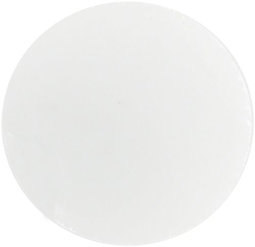 Whatman 111206 Polycarbonate Nuclepore Track-Etched Membrane Filter, 47mm Diameter, 0.2 Micron (Pack of 100) - Whatman Polycarbonate Membrane Filters