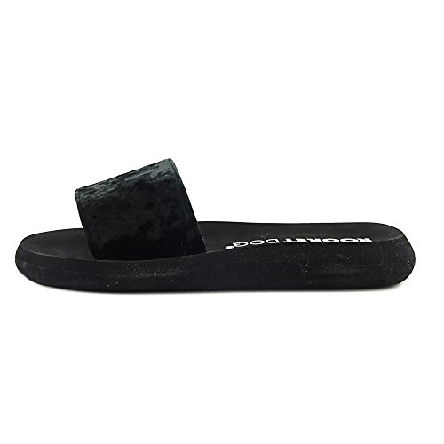 Single Rocket Sandale Toile Black Crush Dog Fabric qqx5rHPn