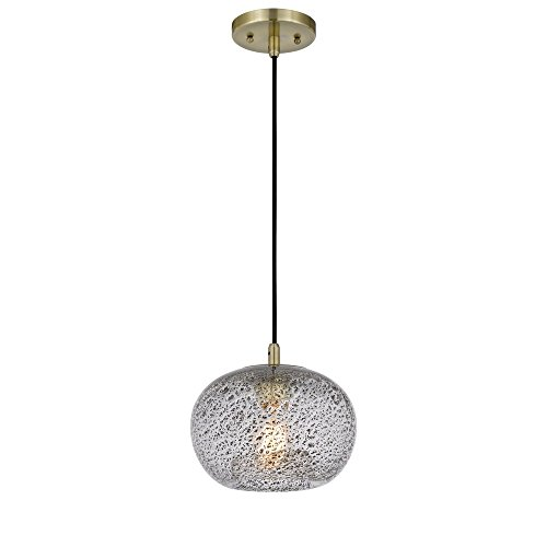 Quoizel QPP3404A Mini Pendant (Piccolo Lamp Style Pendant)