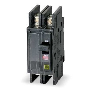 SQUARE D BY SCHNEIDER ELECTRIC QOU220 CIRCUIT BREAKER, THERMAL MAG, 2P, 20A