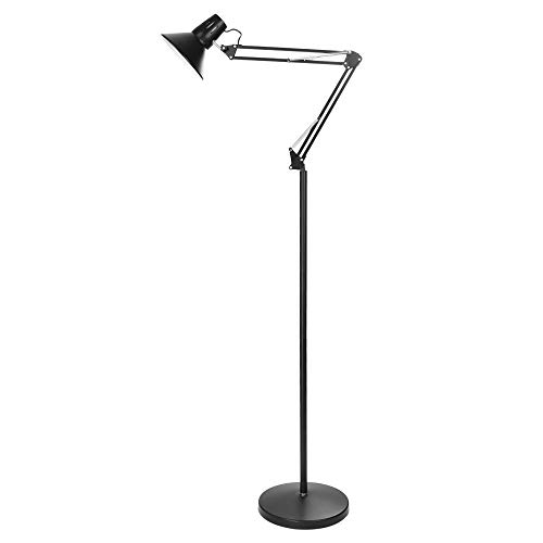 - Weiliru Shipped from US, Faster Arrival LED Reading and Process Floor Lamp Dimmable Eye Protection with Remote Control Switch