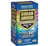 Nature's Plus Sugar Armor (Sugar Blocker) 60 Vegetarian Capsules