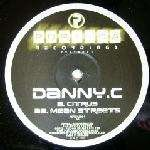 Danny C - Citrus / Mean Streets - Portica [Vinyl] Unknown