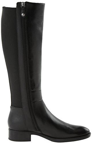 Felicity D Geox Stivali Schwarz Blackc9999 da Donna i Equitazione 1awwn5Aqd