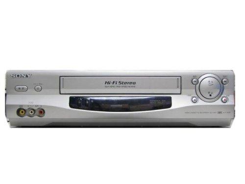SONY VHSビデオデッキ ソニー SLV-NX1 リモコン付き 一週間保証 シリアルNo.0412509 22679 B00HR0MO1Y