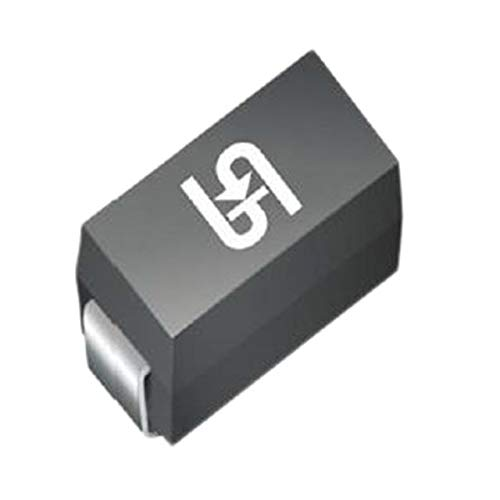TVS Pack of 100 DIODE UNIDIRECTIONAL PGSMAJ54AHR3G
