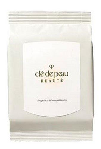 Clé de Peau Beauté Makeup Remover Towelettes 50 sheets Cle De Peau Makeup Remover