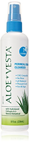 Aloe Vesta perineal/Skin Cleanser-8 Oz Bottle