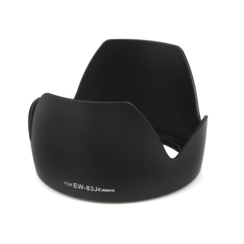 Pixco EW-83J EW83J Lens Hood For Canon EF-S 17-55MM F2.8 IS