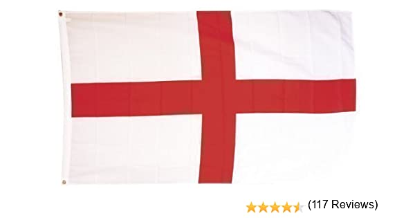 Bandera Inglaterra Grande 12.7x7.6cm o 90 x 150cm - Cruz De San ...