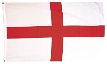 England Flag Large X X Cm St George Cross Flag By Kombat
