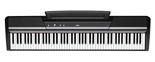 Korg 88-Key Digital Pianos - Home SP170SBK2