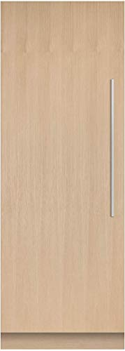 (Fisher Paykel RS3084FLJ1 30 Inch Built In Column Counter Depth Freezer in Panel Ready)