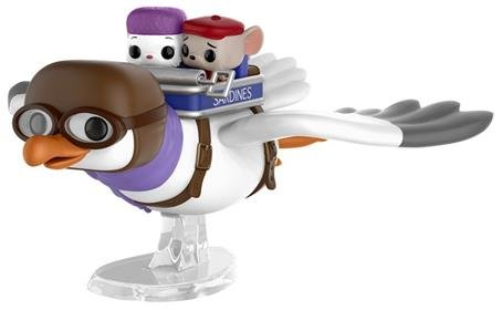 Funko POP! Rides: The Rescuers - Orville With Miss Bianca and Bernard (Disney Treasures Exclusive)